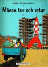 Cover for Tintins äventyr (Illustrationsförlaget, 1968 series) #7 - Månen tur och retur del 1