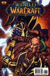 Cover for World of Warcraft (DC, 2008 series) #8 [Ludo Lullabi Cover Variant]
