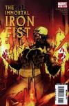 Cover for The Immortal Iron Fist (Marvel, 2007 series) #17