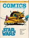 Cover for Comics Review (Manuscript Press, 1984 series) #4