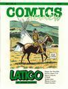 Cover for Comics Review (Manuscript Press, 1984 series) #6