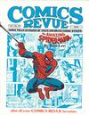 Cover for Comics Revue (Manuscript Press, 1985 series) #19