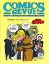 Cover for Comics Revue (Manuscript Press, 1985 series) #21