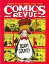 Cover for Comics Revue (Manuscript Press, 1985 series) #22