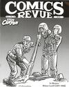 Cover for Comics Revue (Manuscript Press, 1985 series) #30