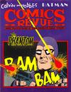 Cover for Comics Revue (Manuscript Press, 1985 series) #48