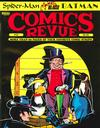 Cover for Comics Revue (Manuscript Press, 1985 series) #52