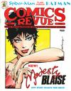 Cover for Comics Revue (Manuscript Press, 1985 series) #57