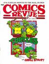 Cover for Comics Revue (Manuscript Press, 1985 series) #58