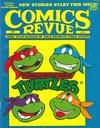 Cover for Comics Revue (Manuscript Press, 1985 series) #60