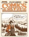 Cover for Comics Revue (Manuscript Press, 1985 series) #62