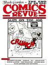 Cover for Comics Revue (Manuscript Press, 1985 series) #90