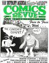 Cover for Comics Revue (Manuscript Press, 1985 series) #98