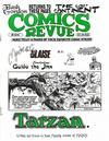 Cover for Comics Revue (Manuscript Press, 1985 series) #104