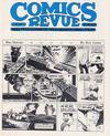 Cover for Comics Revue (Manuscript Press, 1985 series) #112