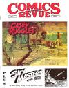 Cover for Comics Revue (Manuscript Press, 1985 series) #131