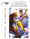 Cover for Comics Revue (Manuscript Press, 1985 series) #160