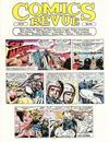 Cover for Comics Revue (Manuscript Press, 1985 series) #179