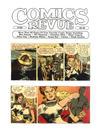 Cover for Comics Revue (Manuscript Press, 1985 series) #184