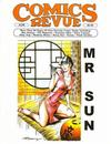 Cover for Comics Revue (Manuscript Press, 1985 series) #198