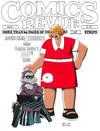 Cover for Comics Revue (Manuscript Press, 1985 series) #200