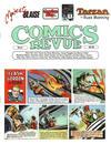 Cover for Comics Revue (Manuscript Press, 1985 series) #210