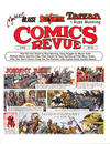 Cover for Comics Revue (Manuscript Press, 1985 series) #215