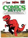 Cover for Comics Revue (Manuscript Press, 1985 series) #221