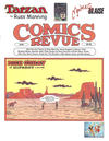 Cover for Comics Revue (Manuscript Press, 1985 series) #248