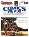 Cover for Comics Revue (Manuscript Press, 1985 series) #249