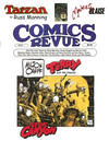 Cover for Comics Revue (Manuscript Press, 1985 series) #252