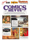 Cover for Comics Revue (Manuscript Press, 1985 series) #257