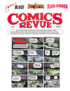 Cover for Comics Revue (Manuscript Press, 1985 series) #261