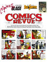 Cover for Comics Revue (Manuscript Press, 1985 series) #268