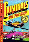 Cover for Criminals on the Run (Star Publications, 1949 series) #v5#2 [9]