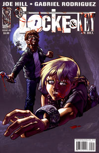 Cover for Locke & Key (IDW, 2008 series) #5