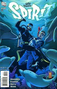 Cover Thumbnail for The Spirit (DC, 2007 series) #20