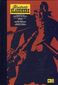 Cover Thumbnail for Illustrerte Klassikere (Hjemmet / Egmont, 2006 series) #12