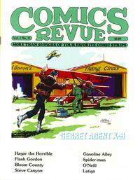 Cover Thumbnail for Comics Revue (Manuscript Press, 1985 series) #11