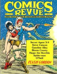 Cover for Comics Revue (Manuscript Press, 1985 series) #13