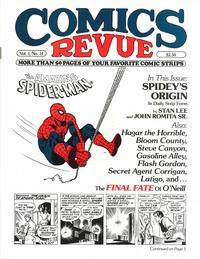 Cover for Comics Revue (Manuscript Press, 1985 series) #14