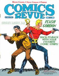 Cover for Comics Revue (Manuscript Press, 1985 series) #25
