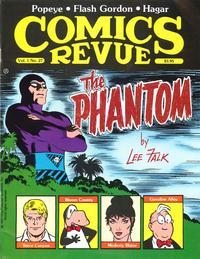Cover Thumbnail for Comics Revue (Manuscript Press, 1985 series) #27