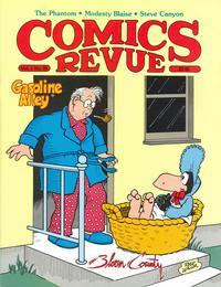 Cover Thumbnail for Comics Revue (Manuscript Press, 1985 series) #28