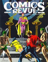 Cover Thumbnail for Comics Revue (Manuscript Press, 1985 series) #29