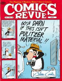 Cover Thumbnail for Comics Revue (Manuscript Press, 1985 series) #32