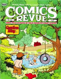 Cover Thumbnail for Comics Revue (Manuscript Press, 1985 series) #35