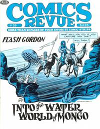 Cover Thumbnail for Comics Revue (Manuscript Press, 1985 series) #39