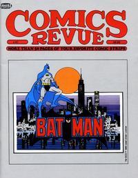 Cover Thumbnail for Comics Revue (Manuscript Press, 1985 series) #41