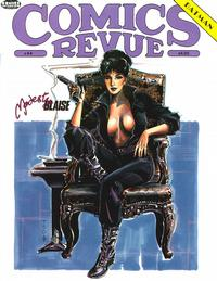Cover for Comics Revue (Manuscript Press, 1985 series) #44